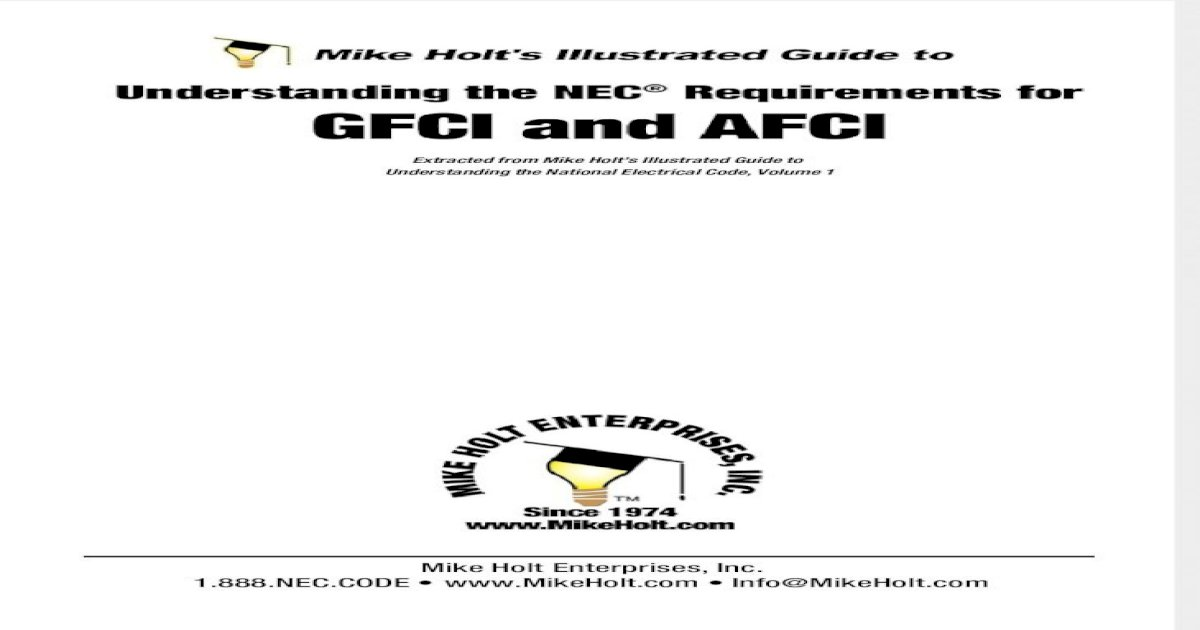 Understanding GFCI and AFCI.pdf