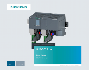 Siemens 6ES7 158-3AD00-0XA0 SIMATIC PN//PN Coupler