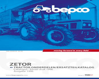 Zylinderkopfdichtung 1,2mm Zetor UR1 5211-7745 NEU