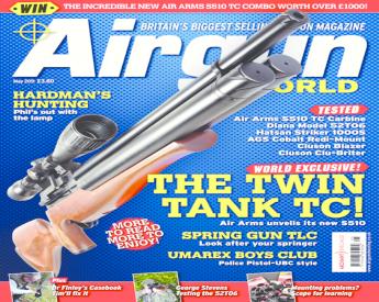 S510 Single Shot Adaptateur pour Air Arms modèles: S310 version 5 S410