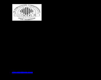Ratinglist Of The Iccf Wertungszahlenliste Der Iccf Dfcc Narod Ru Fccu Ratinglist Ratinglist Of The Iccf Wertungszahlenliste Der Iccf 1 10 2006 Mauro Santiago De Bra 2221