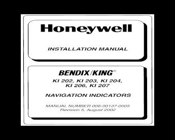 Connector kit for Bendix//King KI202//KI203//KI204//KI206 includes 30 contacts