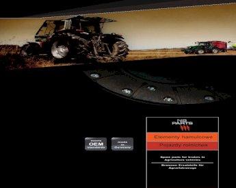 Claas-Trak 7700047326 BREMSZILINDER Neu Originalteil NIE