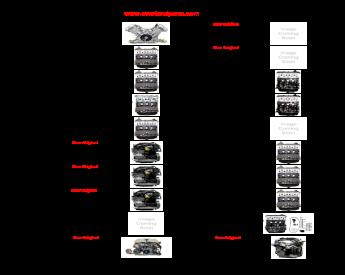 STD Audi VW V8 4.2 3.7 3.6 A8 A6 V8 Phaeton Touareg 32V 40V ConRod Bearings