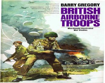 75mm  x 75mm 5 Airborne Brigade Pegasus Right Facing Vinyl Decal Sticker