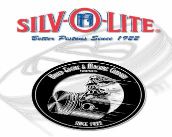 Silv-O-Lite Hypereutectic Pistons for 1996-02 Ford 256 4.2L V6 Set Of 6