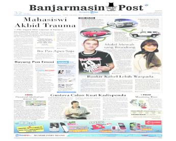 Banjarmasin Post Edisi Sabtu 02 April 2011
