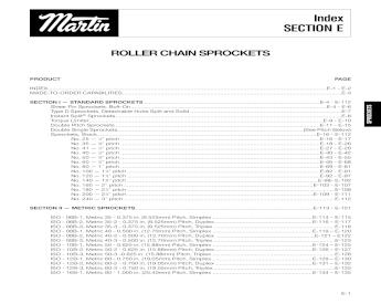 "Martin 50B17-1-3//4 Sprocket #50 17T 1-3//4/"" Bore 50BS17-1-3//4"
