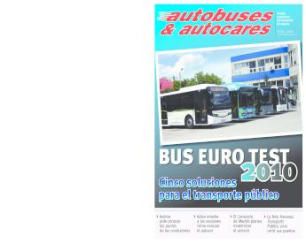 Holanda Oto autobús urbano VDL Citea odos los de Lijn Brussel