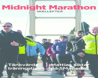 skellefteå midnight marathon